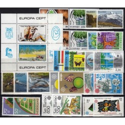 Set of Stamps 1986. Europa...