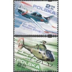 Lenkija 2015. Karo aviacija