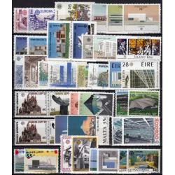 Set of Stamps 1987. Modern...