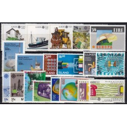 Set of Stamps 1988....