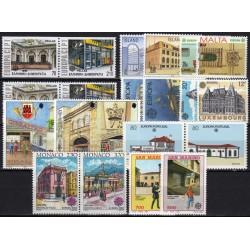 Rinkinys 1990. Pašto pastatai