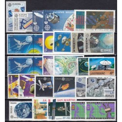 Set of Stamps 1991....