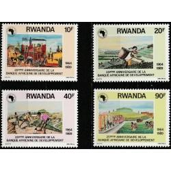 Rwanda 1990. African...