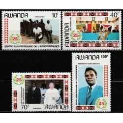 Rwanda 1987. National...