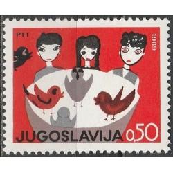 Jugoslavija 1969. Vaikų...