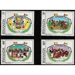 Ruanda 1985. Vaikai