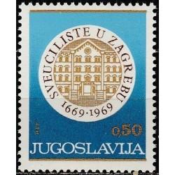 Jugoslavija 1969. Zagrebo...