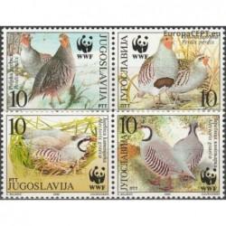 Yugoslavia 2000. Birds...