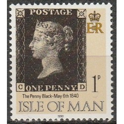 Isle of Man 1990. Stamps on...