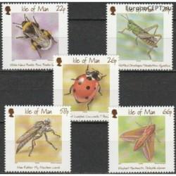 Meno sala 2001. Vabzdžiai