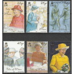 Isle of Man 2001. Queen...