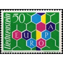 Liechtenstein 1960. Europa:...