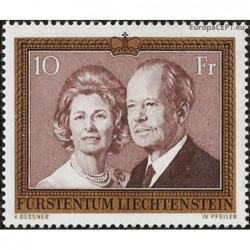 Liechtenstein 1974. Duke...