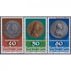 Liechtenstein 1978. Coins...