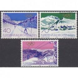 Liechtenstein 1979. Winter...