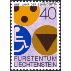Liechtenstein 1981....