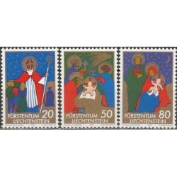 Liechtenstein 1981. Christmas