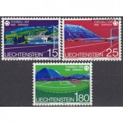 Liechtenstein 1982. FIFA...