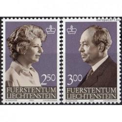 Liechtenstein 1983. Duke...