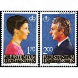 Liechtenstein 1984. Duke...