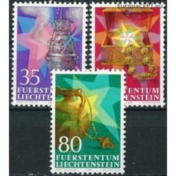 Lichtenšteinas 1985. Kalėdos