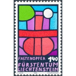 Liechtenstein 1986. Social...