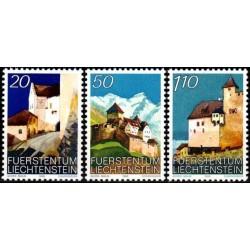 Lichtenšteinas 1986. Vaduzo...