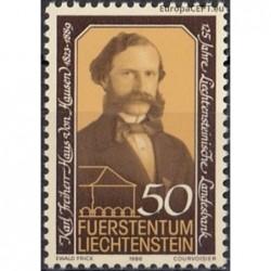 Lichtenšteinas 1986. Banko...