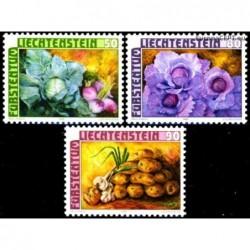 Liechtenstein 1986. Vegetables