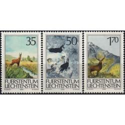 Liechtenstein 1986. Game...