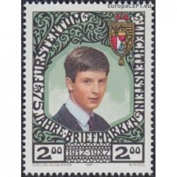 Liechtenstein 1987. Prince...