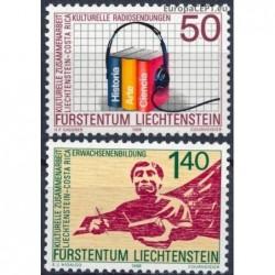 Liechtenstein 1988....
