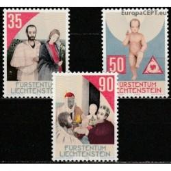 Liechtenstein 1988. Christmas