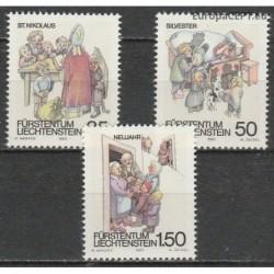Liechtenstein 1990....