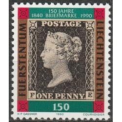 Liechtenstein 1990. Stamps...