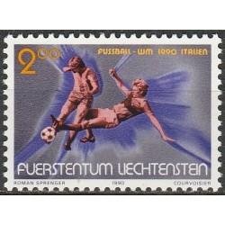 Liechtenstein 1990. FIFA...