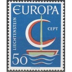 Liechtenstein 1966. CEPT:...