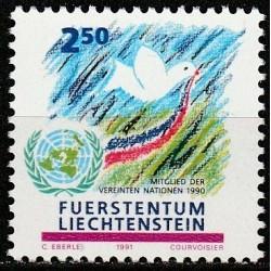 Liechtenstein 1991. United...