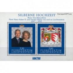 Liechtenstein 1992. Silver...