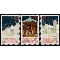 Lichtenšteinas 1992. Kalėdos