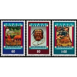 Lichtenšteinas 1993. Tibeto...