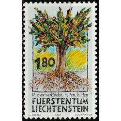 Liechtenstein 1993. Tree