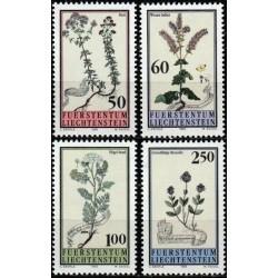 Liechtenstein 1993. Flowers