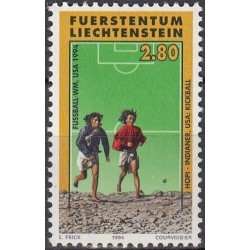 Liechtenstein 1994. FIFA...