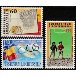 Liechtenstein 1994. Events...