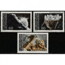 Liechtenstein 1994. Minerals