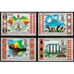 Rwanda 1982. National...