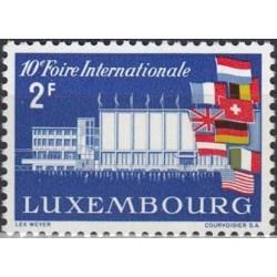 Liuksemburgas 1958....