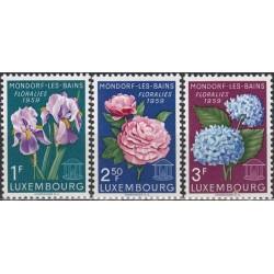 Liuksemburgas 1959. Gėlės