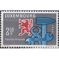 Liuksemburgas 1960....